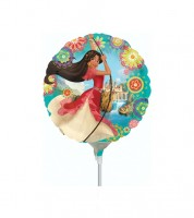 "Mini-Folienballon ""Elena von Avalor"""