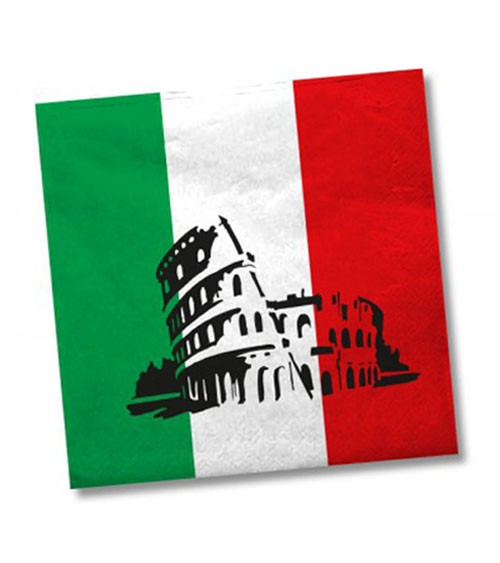 "Servietten ""Italien"" - 20 Stück"