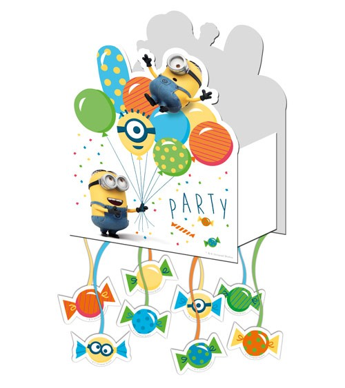 "Pinata ""Minions Ballon-Party"""