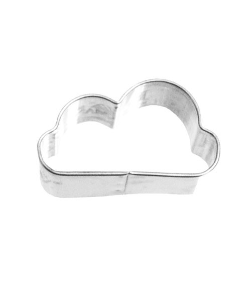 Ausstechform Wolke - 6,5 cm