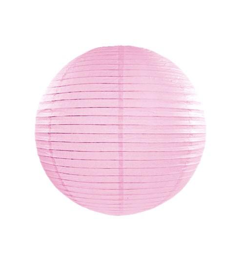 Papierlampion - rosa - 25 cm