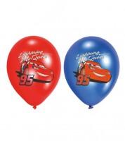 """Luftballon-Set """"Cars - McQueen"""" - 6 Stück"""