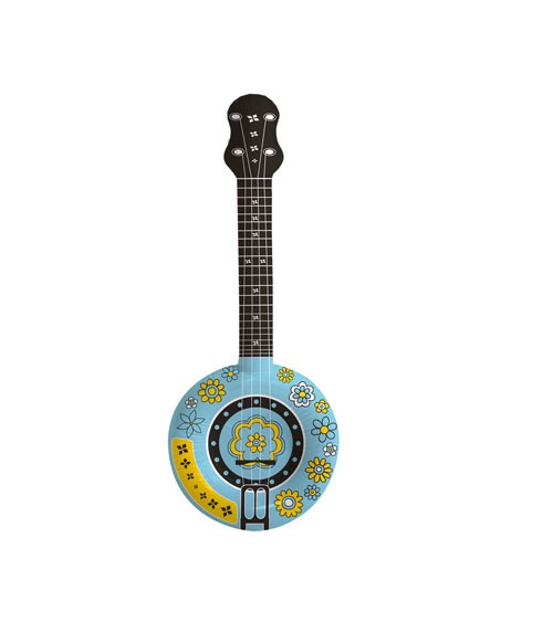 Aufblasbares Banjo