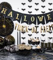 "Halloween-Deko-Set ""Trick or Treat"" - 92-teilig"