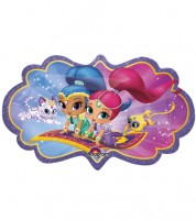 "Supershape-Folienballon ""Shimmer & Shine"""