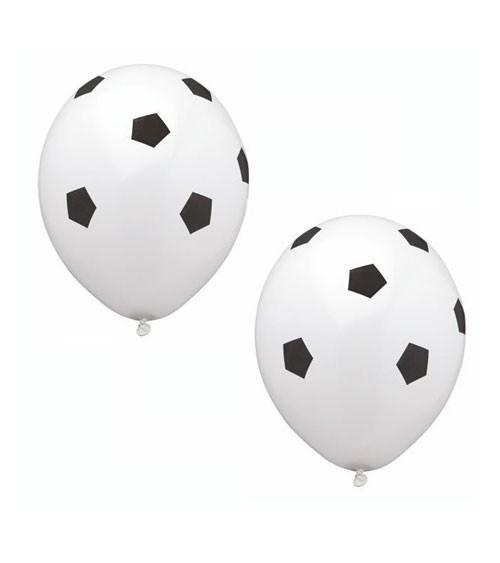 """Luftballons """"Soccer"""" - 8 Stück"""
