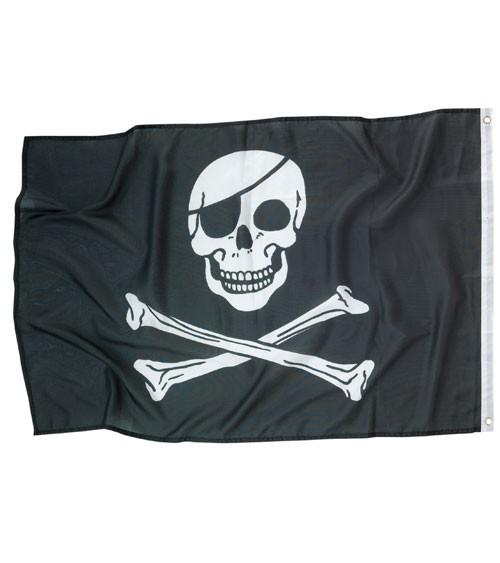 Piratenflagge - 92 x 60 cm