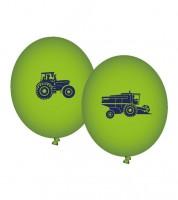 "Luftballons ""Bauernhof"" - 8 Stück"