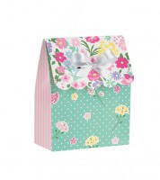 "Geschenkboxen ""Floral Party"" - 12 Stück"