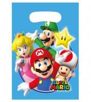 """Partytüten """"Nintendo Super Mario"""" - 8 Stück"""