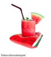 """Aufblasbarer Getränkehalter """"Melone"""""""