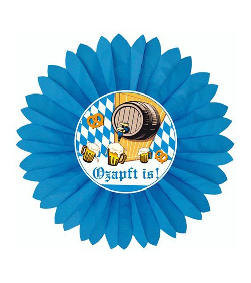 """Dekofächer """"Ozapft is!"""" - 60 cm"""
