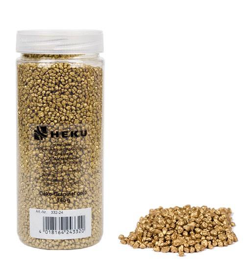 Deko-Granulat - 750 g - gold