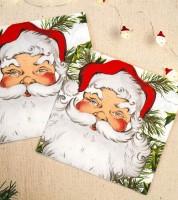 "Servietten ""Santa Claus"" - 20 Stück"