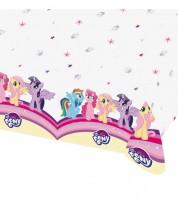 "Kunststoff-Tischdecke ""My Little Pony - Magie"" - 120 x 180 cm"