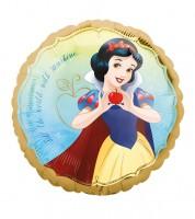 "Runder Folienballon ""Disney Princess - Schneewittchen"" - 43 cm"