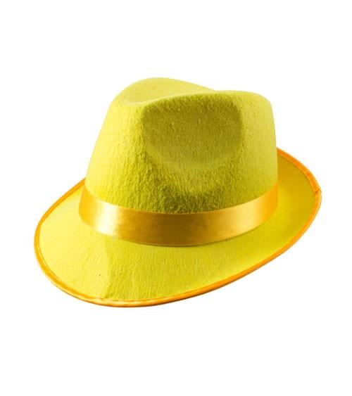Trilby-Hut - gelb