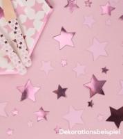 """Tisch-Streuteile """"Little Star Pink"""" - 100 Stück"""