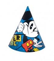 "Partyhüte ""Mickey Mouse Comic"" - 6 Stück"