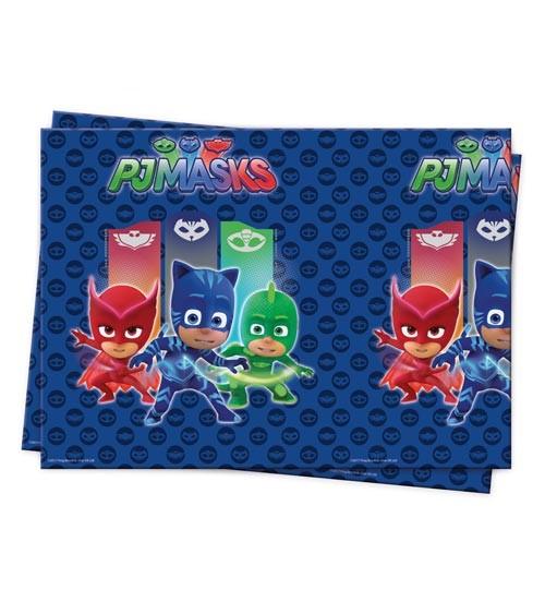 """Kunststoff-Tischdecke """"PJ Masks - Pyjamahelden"""" - 120 x 180 cm"""