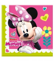"Servietten ""Minnie Happy Helpers"" - 20 Stück"