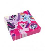 "Servietten ""My Little Pony - Magie"" - 20 Stück"