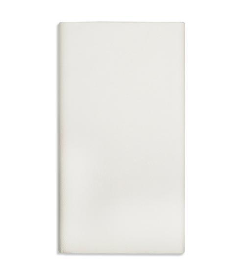 """Papiertischdecke """"Pure"""" - 120 x 180 cm - weiß"""