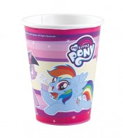 """Pappbecher """"My Little Pony - Magie"""" - 8 Stück"""