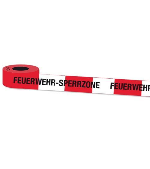 """Absprerrband """"Feuerwehreinsatz"""" - 10 m"""