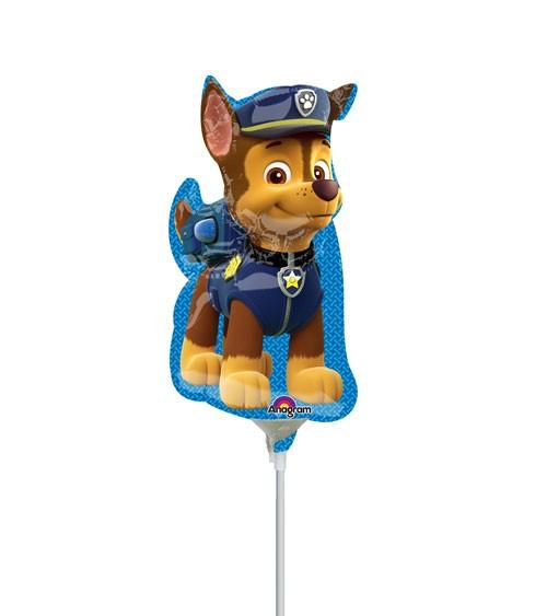 """Minishape-Folienballon """"Paw Patrol"""" - Chase"""
