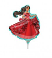 "Mini-Shape Folienballon ""Elena von Avalor"""