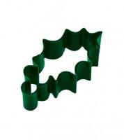 "Ausstechform ""Stechpalme"" - 8,3 cm"