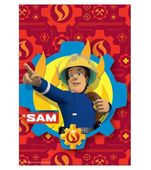 """Partytüten """"Feuerwehrmann Sam Einsatz"""" - 8 Stück"""