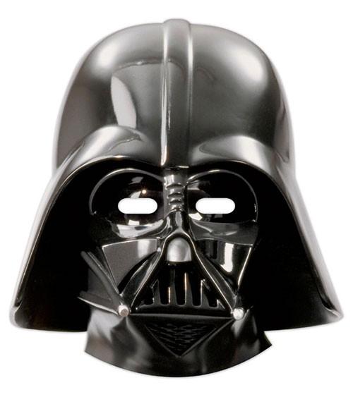 "Maske ""Darth Vader"" - 6 Stück"