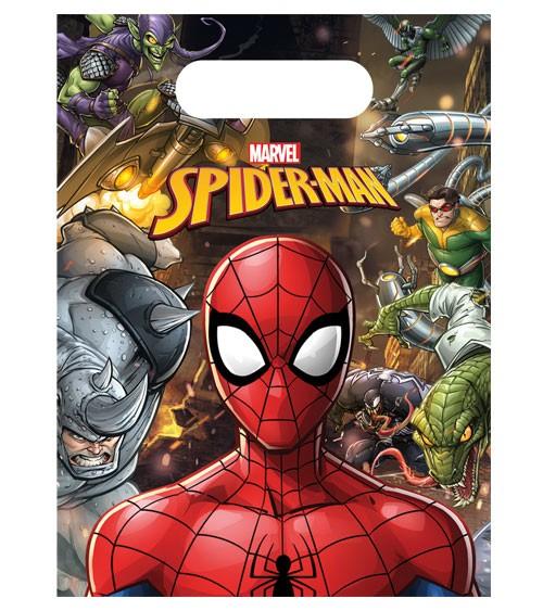 """Partytüten """"Spiderman - Team Up"""" - 6 Stück"""