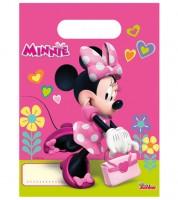 """Partytüten """"Minnie Happy Helpers"""" - 6 Stück"""