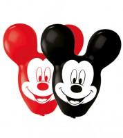 """Luftballons mit Ohren """"Mickey Mouse"""" - 4 Stück"""
