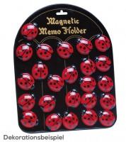 """Magnet """"Marienkäfer"""" - 4,5 cm"""