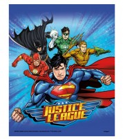 """Mitgebsel-Tüten """"Justice League"""" - 8 Stück"""