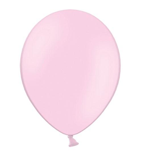 Standard-Luftballons - rosa - 10 Stück