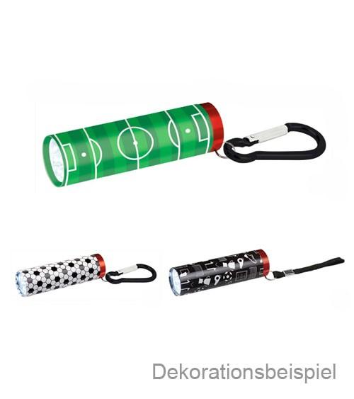 "Taschenlampe ""Fußball-Fieber"" - sortiert"