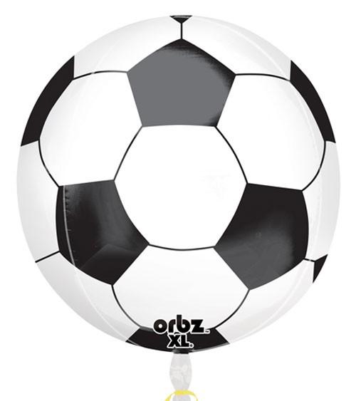 """Kugel-Folienballon """"Fußball"""""""