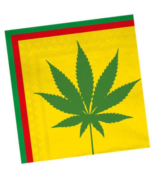 """Servietten """"Jamaika"""" - 20 Stück"""