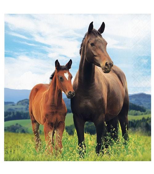 "Servietten ""Pferde"" - 16 Stück"