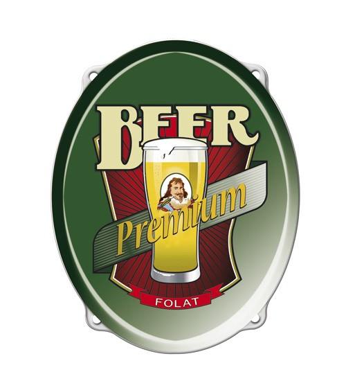 "Türschild ""Bierfest"""
