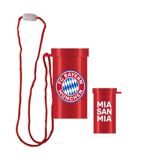 """Fantröte """"FC Bayern München"""" - 7,5 cm"""