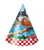 "Partyhüte ""Disney Planes "" - 6 Stück"