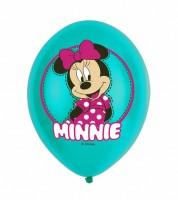 "Luftballons ""Minnie"" - mint - 6 Stück"