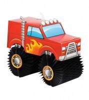 "Wabenaufsteller ""Monster Truck Show"" - 25 x 21 x 13 cm"