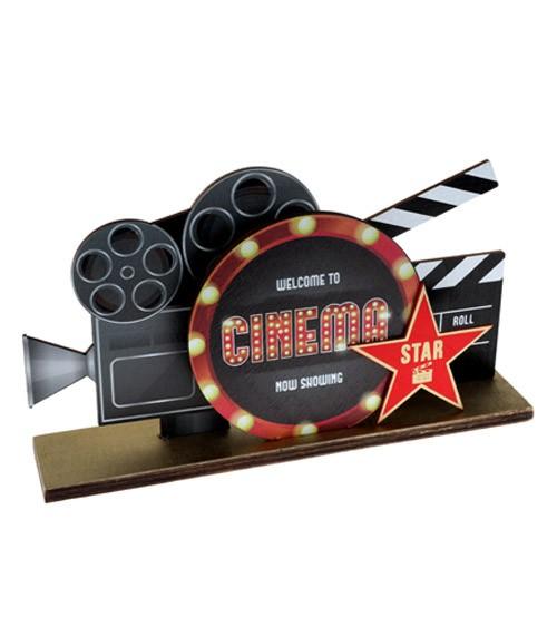 """Tischaufsteller aus Holz """"Cinema"""" - 20 x 12 cm"""